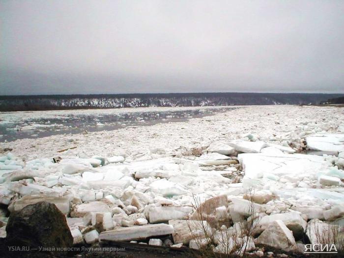 Вскрытие реки лены сообщает ясиа