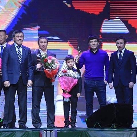 x4tPQEp6 Виктор Лебедев -- лучший спортсмен Якутии 2016 года