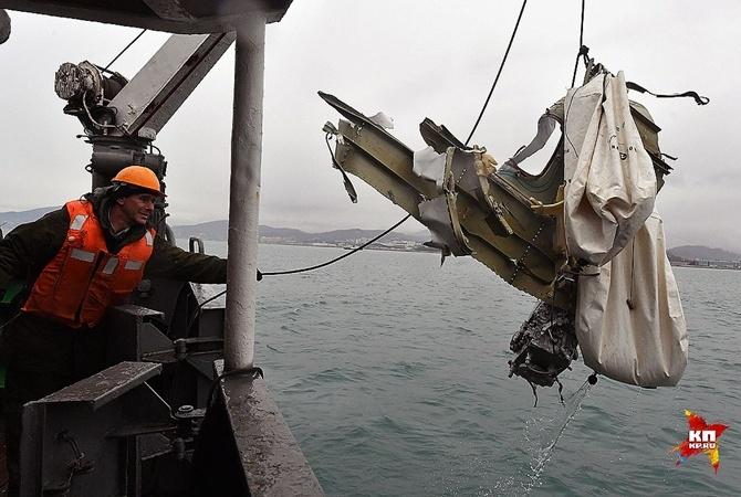 xC0aQY3z Водолазы рассказали, почему на месте крушения Ту-154 нет целых тел