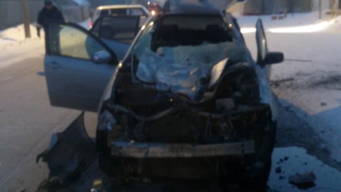 4TgNTKCt В первые дни нового года в Якутии произошло два ДТП со смертельным исходом