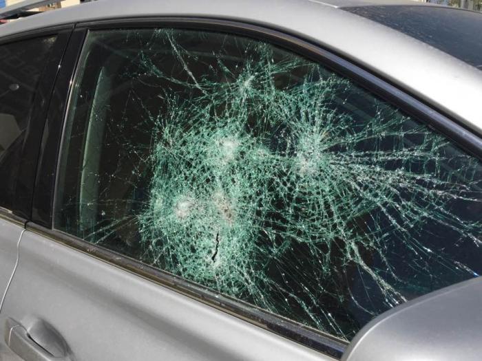 cJJZXhb9 В Якутске разбили автомобиль известного общественного деятеля (Видео)