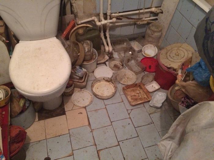 cWLnjJ9H В Якутске 85-летняя женщина содержит в квартире 18 кошек и двух собак. Пенсионерке нужна помощь