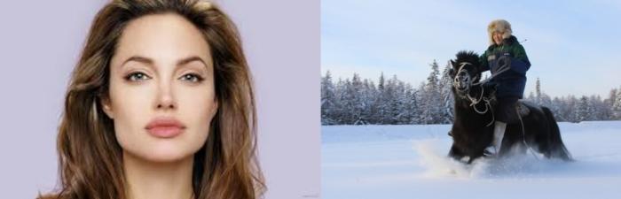 QdnT6CA6 Анджелина Джоли живет в Якутии: Невероятная история о свидании якутского коневода с суперзвездой Голливуда