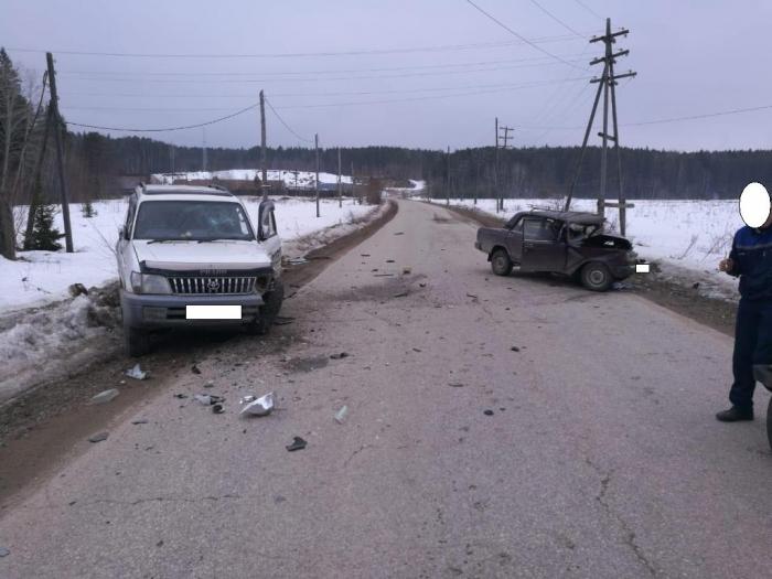 UjPeF3hC В Якутии в ДТП погиб 66-летний водитель