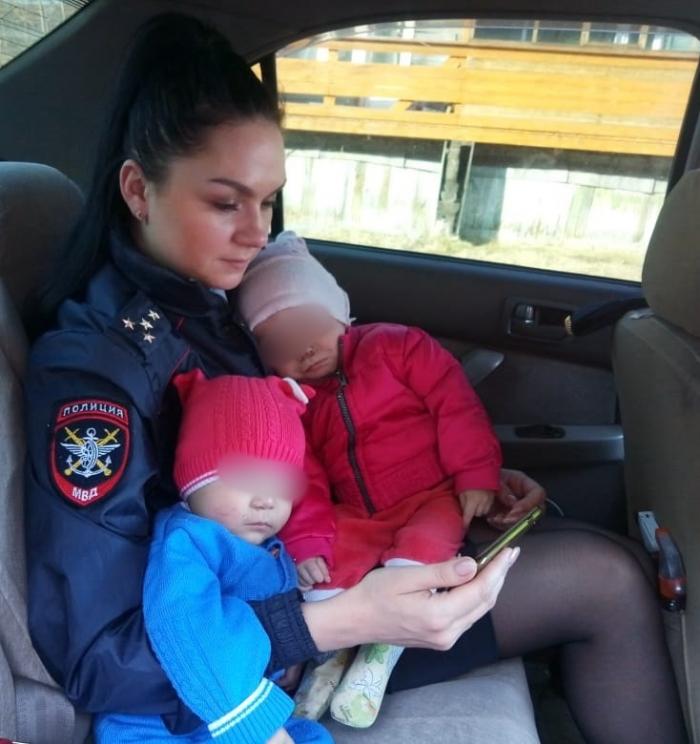 В Якутске из неблагополучной семьи изъяли несовершеннолетних детей