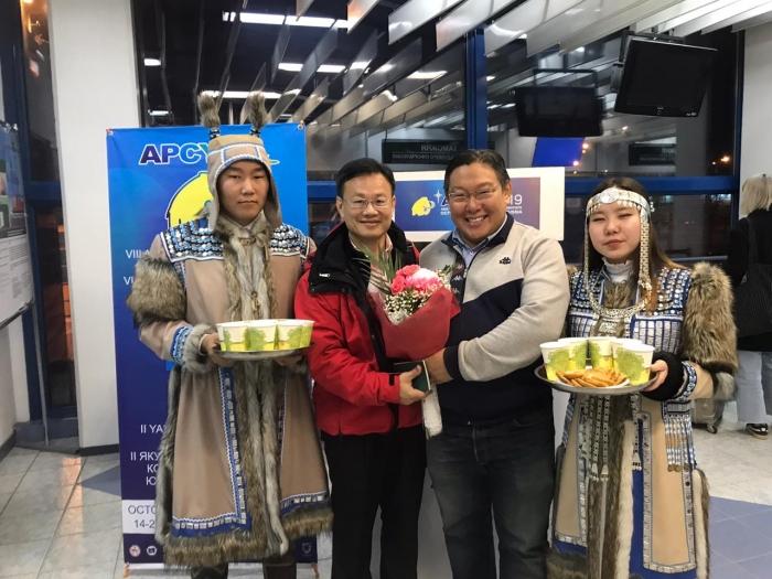 В Якутск сегодня прибыли юные исследователи Азиатско-Тихоокеанской конференции