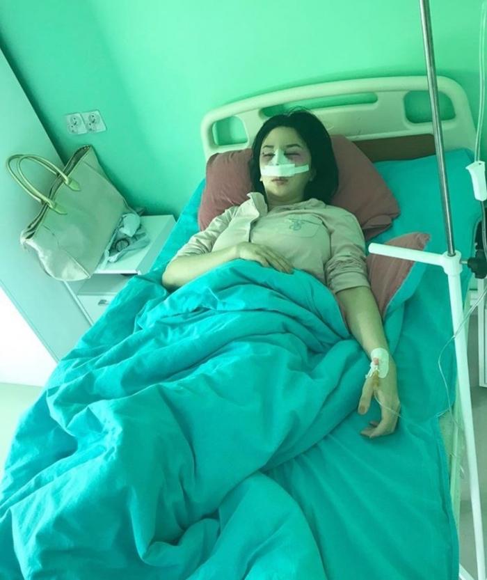 Rm8jBjMq Известная якутская красавица сделала сразу две пластические операции на лице